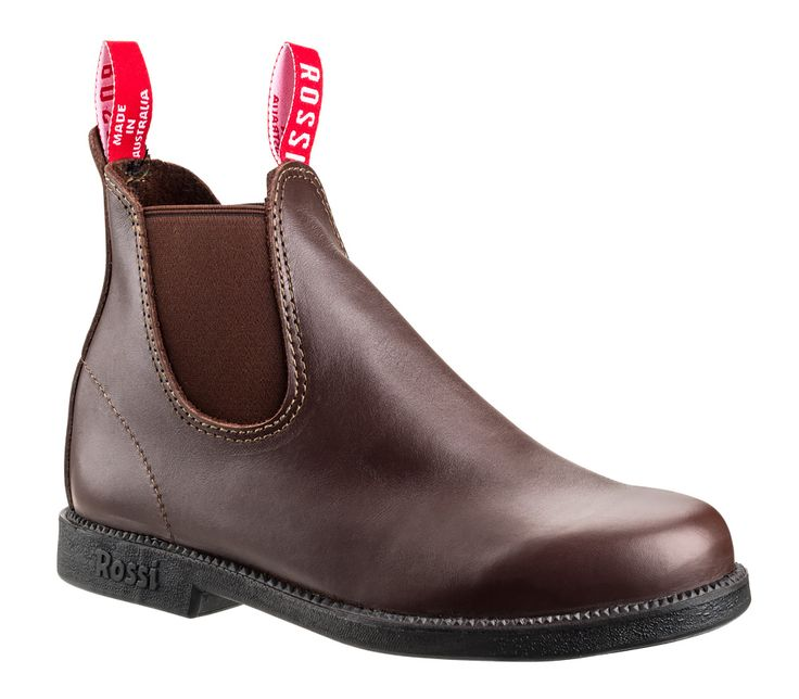 Rossi Boots 'Pioneer 620' dress boot. Designed and made in Australia.