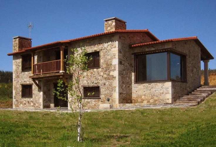 17 mejores ideas sobre casas r sticas en pinterest casas - Casas rusticas galicia ...
