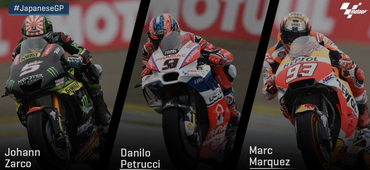 Hasil Kualifikasi MotoGP Jepang 2017 Johan Jarco Raih Pole, Marquez Ke 3