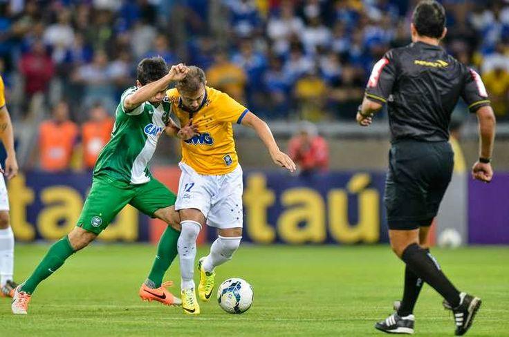 Blog Esportivo do Suiço: Cruzeiro bate Coritiba em jogo de 5 gols e vira vice-líder