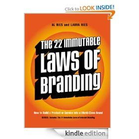 """The book distills the most critical principles involved into a series of clear rules with straightforward titles such as """"The Law of Expansion"""", """"The Law of Contraction"""", """"The Law of Consistency"""", and """"The Law of Mortality"""". While some of their suggestions may at first seem counterintuitive, together they compose a logical blueprint for success in today's ever-more-competitive environment. --Howard Rothman, Amazon.com"""