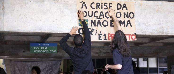 Noticias ao Minuto - Devido a ocupações, 191 mil estudantes farão o Enem em dezembro