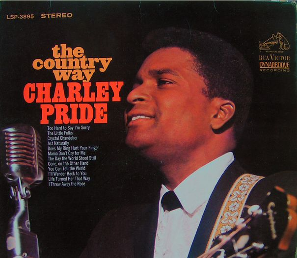 images of charley pride | Charley Pride Broke Country Music Barriers