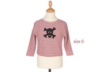 t-shirt à rayures pirate t2-8ans Eventyr Company | shop pour enfants Le Petit Zèbre