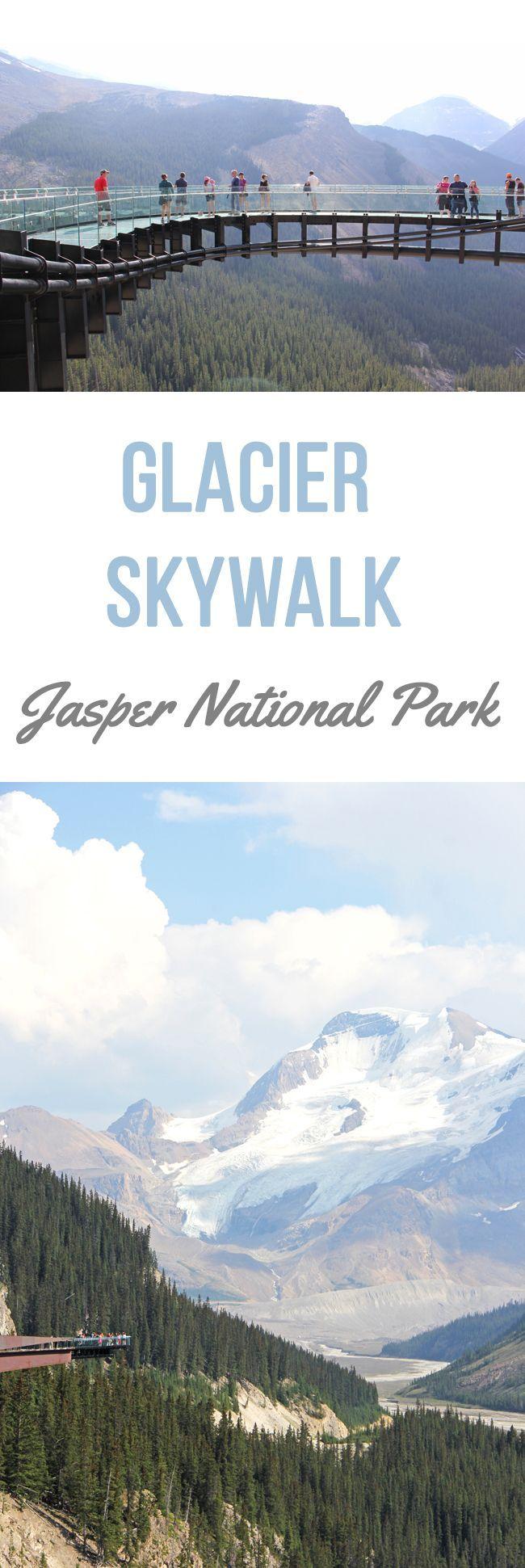 Glacier Skywalk, Jasper National Park