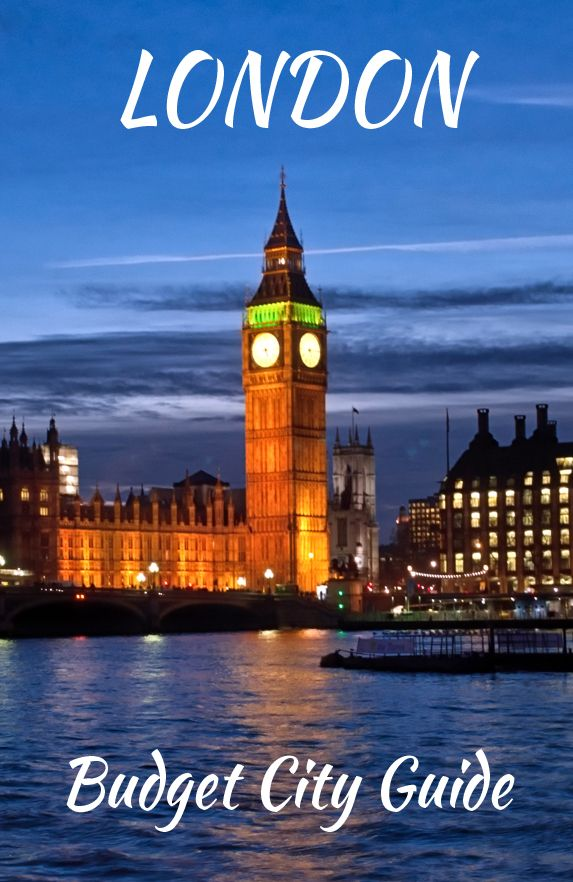 Money-saving tips for a trip to #London on a #budget