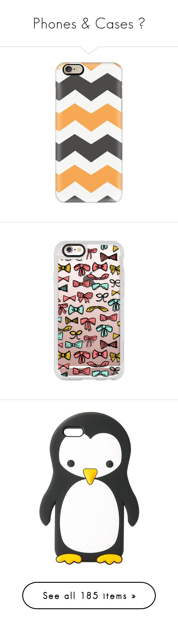 """""""Phones & Cases ♡"""" by foreverdreamt ❤ liked on Polyvore featuring accessories, tech accessories, iphone case, apple iphone case, iphone cases, iphone cover case, slim iphone case, iphone hard case, iphone cell phone cases and phone cases"""
