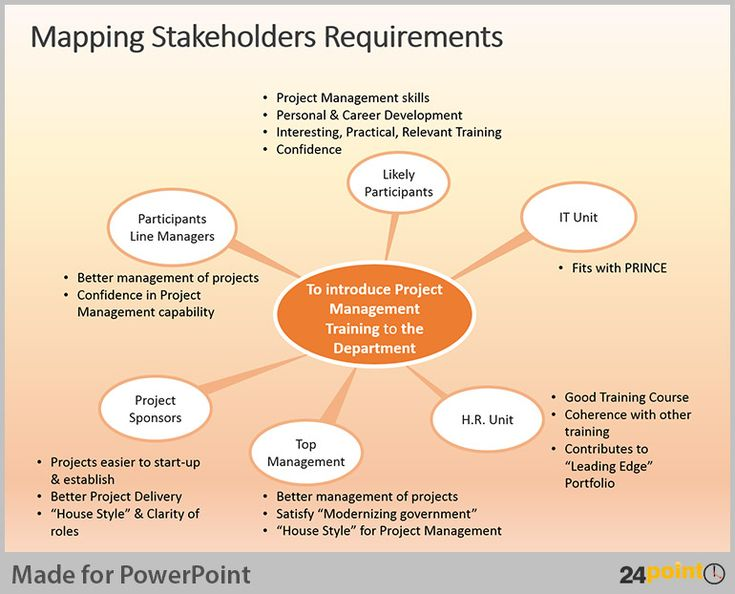 Project Management Requirements Template Stakeholder Management - management plan template