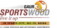 Gaur Sports Wood a brand new project by Gaur Group at Sector 79, Noida with excellent elevation and layouts.