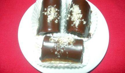 Fotorecept: Cukrovinky z griláže