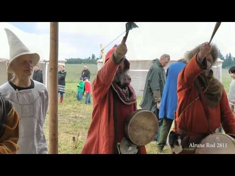 The Viking marked in Aalborg, Denmark part two
