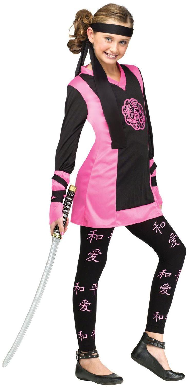 PartyBell.com - Dragon Ninja #Child Costume