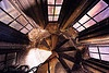 inside the cathedral tower - st stephen cathedral (vienna), bell tower
