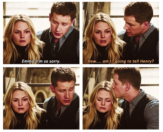 poor Emma #emma #charming #neal is gone