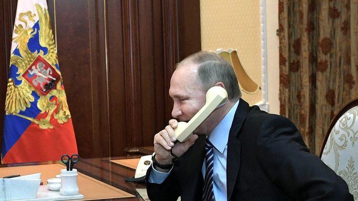 Poutine annonce que la Russie ne soutiendra pas d'éventuelles sanctions de l'ONU contre la Syrie