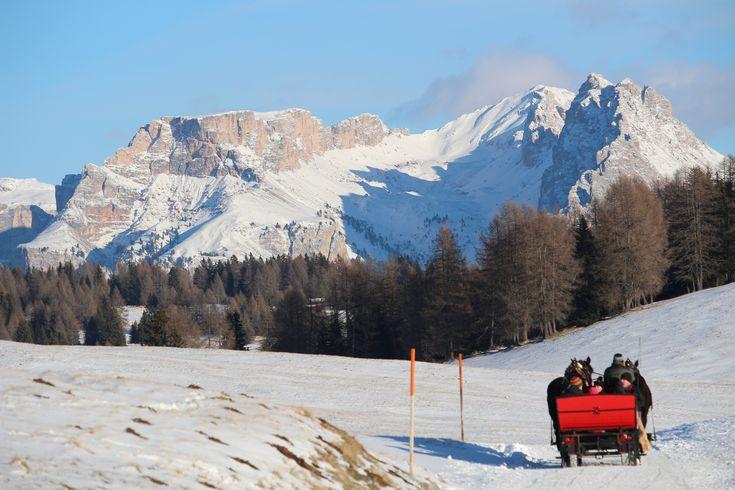 Un itinerario invernale in camper tra Italia ed Austria. Alta montagna, Case rovesciate, una grotta scavata all'interno di un ghiacciaio e tanta tanta neve!