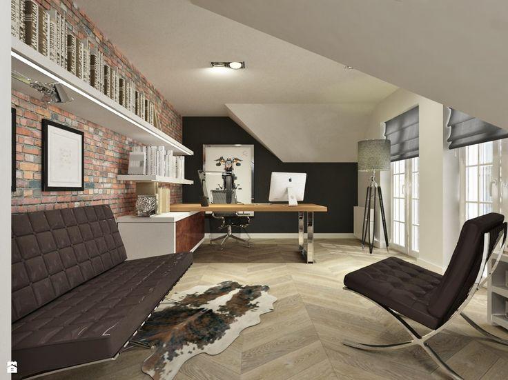 Gabinet - zdjęcie od GSG STUDIO | interiors & design - Gabinet - Styl Klasyczny - GSG STUDIO | interiors & design