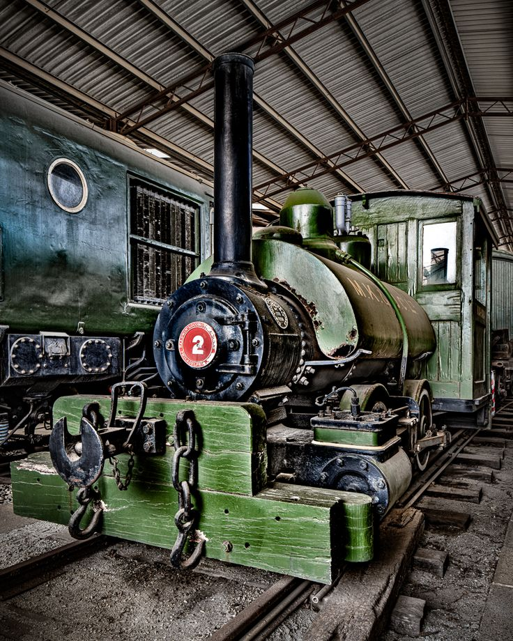 "Steam No. 2 ""Kia Ora,"" Western Australian Rail"