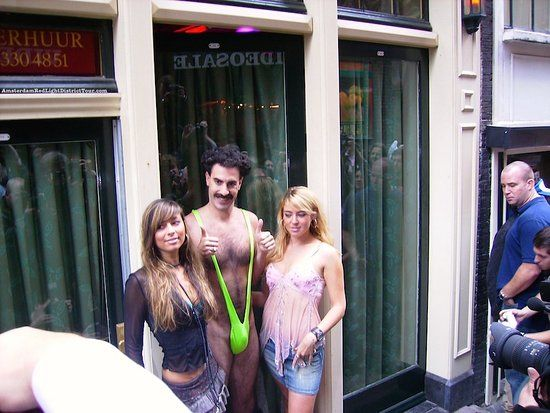 Amsterdam Red Light District Tours, Amsterdam Picture: Ali G in Amsterdam Red Light District - Check out TripAdvisor members' 53,834 candid photos and videos of Amsterdam Red Light District Tours