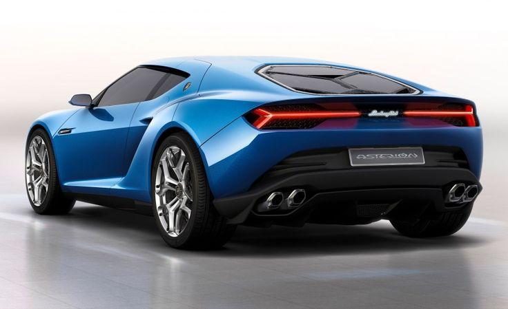 Lamborghini Asterion A Hp Hybridized Rocket Ship Cars