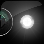 Flashlight+  |  Turns the light on even faster then other Flashlight apps! (tested against all other well known flashlight apps). NO ADs to get in your way!  Feaures: S.O.S. • Strobe light • Custom battery level indicator • Email, text message, change music or update Facebook while your light is on • Double tap with two fingers to lock and dim the screen • Flashlight Only Mode for people who won't use other special features. • Swipe user interface