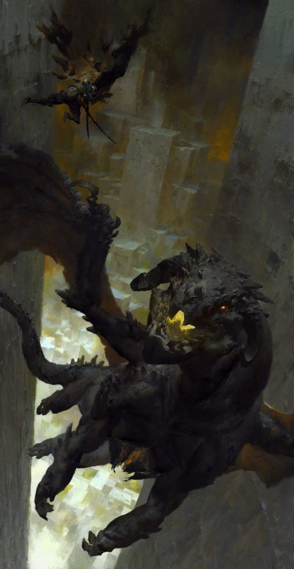 RUAN JIAAbyss - Guild Wars 2Digital