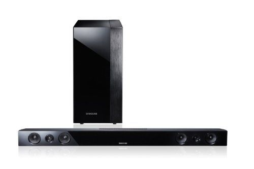 Samsung HW-F450 2.1 Channel 280-Watt Soundbar - Manufacturer Refurbished in Pakistan | online shopping at magiclamp.pk