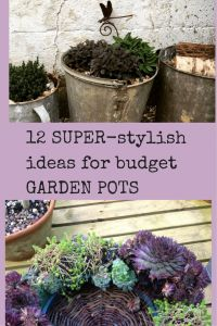 12 super-stylish ideas for container gardening