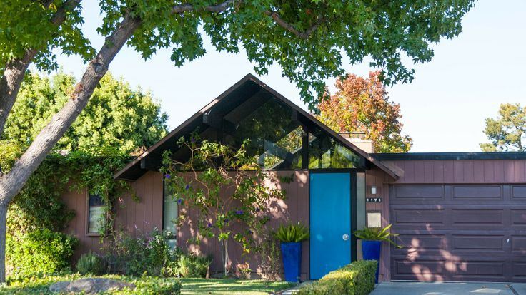 17 best images about eichler paint color ideas on for Eichlers