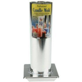 Yaley Professional Candle Mold Metal Cylinder $14.91