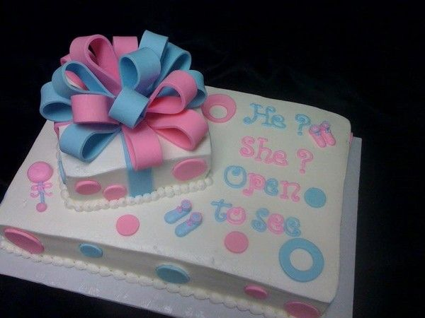 Baby Shower Cakes For Unknown Gender ~ Best images about cake ideas on pinterest birthday