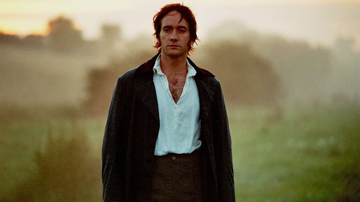 Mr. Darcy ...you have bewitched me, body and soul <3