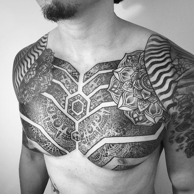 17 Best Images About Badass Tattoos On Pinterest