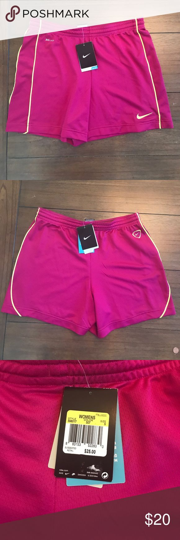 Nike NWT Dri-Fit Shorts NWT Nike Dri-Fit Shorts ⚡️Add any item to a bundle to receive a private discount⚡️ Nike Shorts