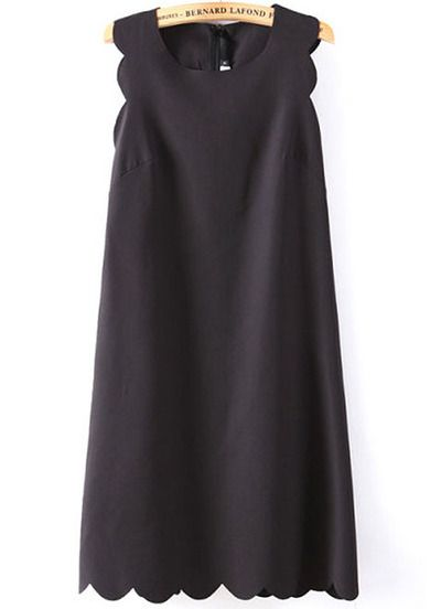 J.Crew lookalike dress in black for only $23, get it quick!