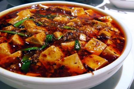 麻婆豆腐!! Mao Po Tofu