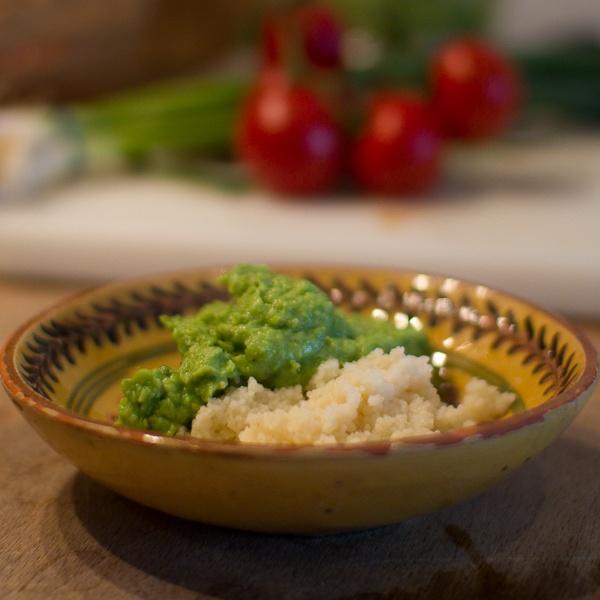 Doperwtjes met munt en couscous | Koken voor mijn dochter