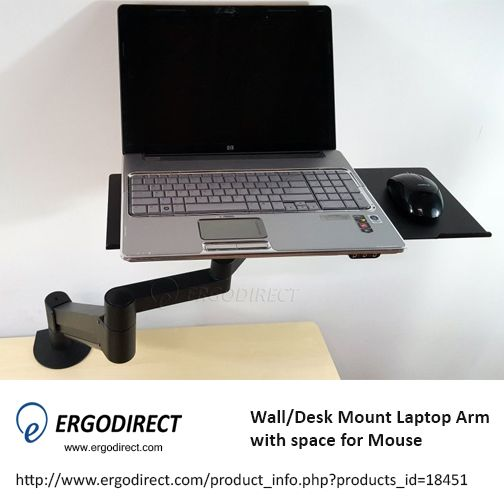 Your fingers tired of laptop mouse pad? Try this new height adjustable laptop arm with space for mouse. Laptop tray has space for laptop and a separate ... & 58 best Ergonomics images on Pinterest | Fingers Health and Keyboard islam-shia.org