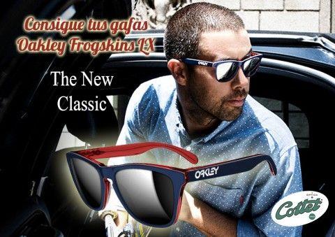 Consigue unas gafas de sol Oakley Frogsinks LX