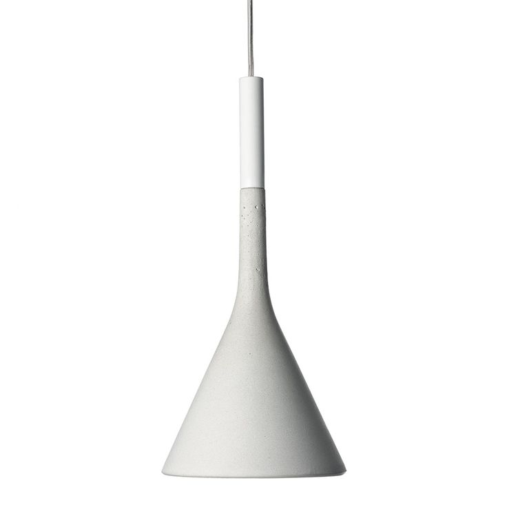 Aplomb Ceiling Lamp Mini, White, Foscarini