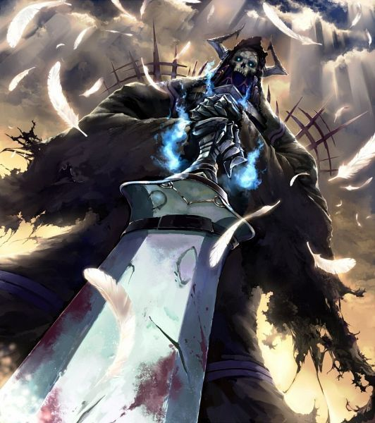 Fate/Grand Order - King Hassan