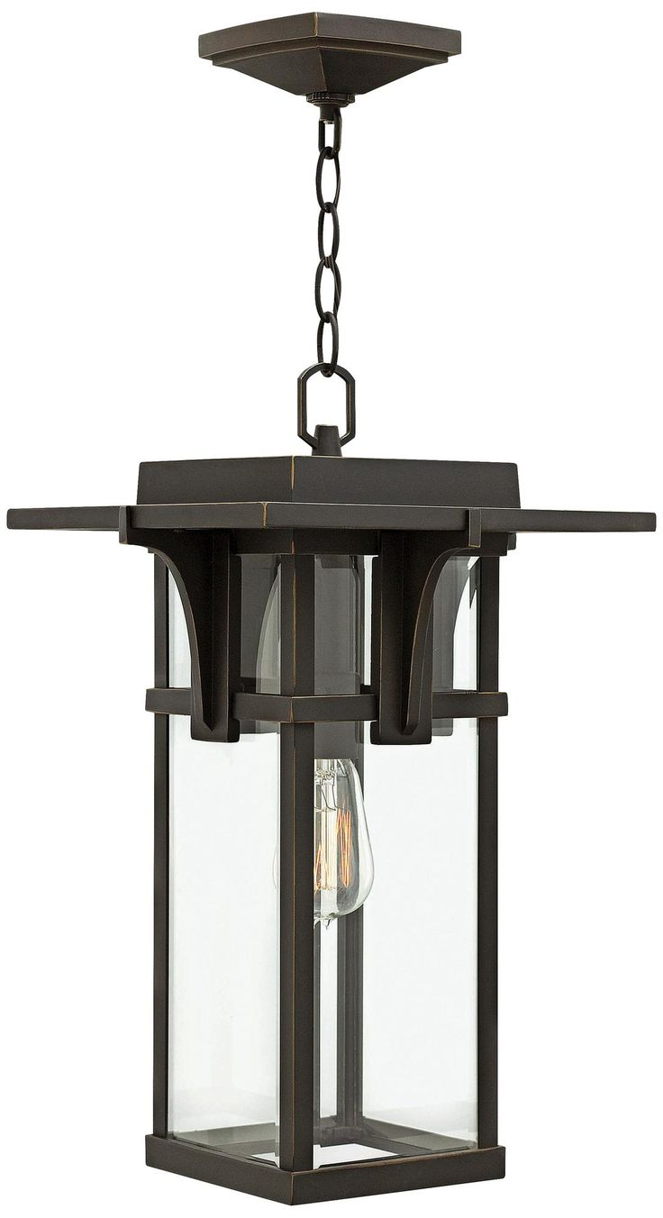 58 best outdoor lighting images on pinterest exterior lighting hinkley manhattan 19 14 high outdoor hanging light style 4x272 arubaitofo Image collections