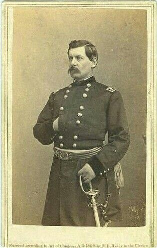 General George B. McClellan. | Civil War | Pinterest