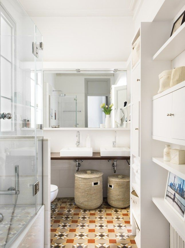 Un appartement espagnol aux sols originaux | deco ideas ...
