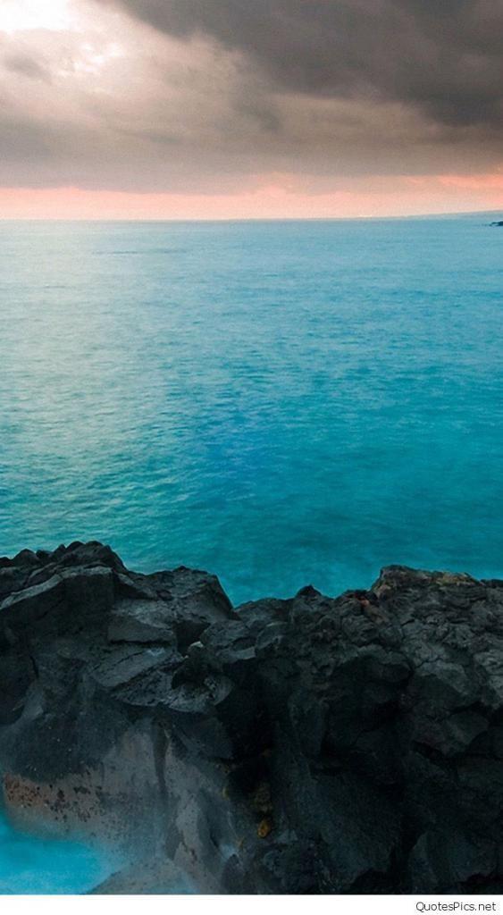 Iphone X Wallpaper Beautiful Sunset Beach Scenery Iphone 6