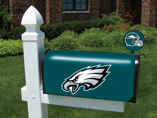 Show Your Team Spirit With A Philadelphia Eagles Mailbox Cover And  FlagLicensed Sports Memorabilia Is A Perfect Way To Show Your  LoyaltyAll Weatheru2026