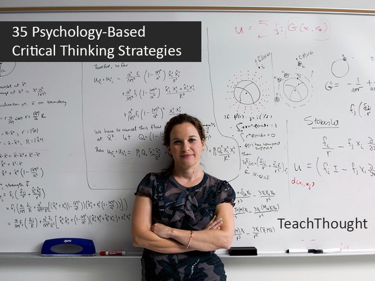 critical thinking in educational psychology Apa board of educational affairs task force on psychology major competencies (2012) apa staff liaisons martha boenau and critical-thinking skills developed in.