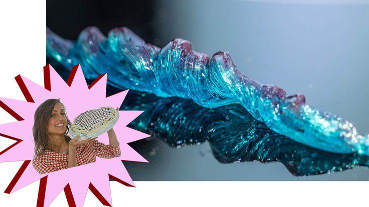 Vetro Commestibile - Zucchero di Vetro: un'altra magia della cucina molecolare per creare con le proprie mani delle sculture di vetro commestibile http://www...
