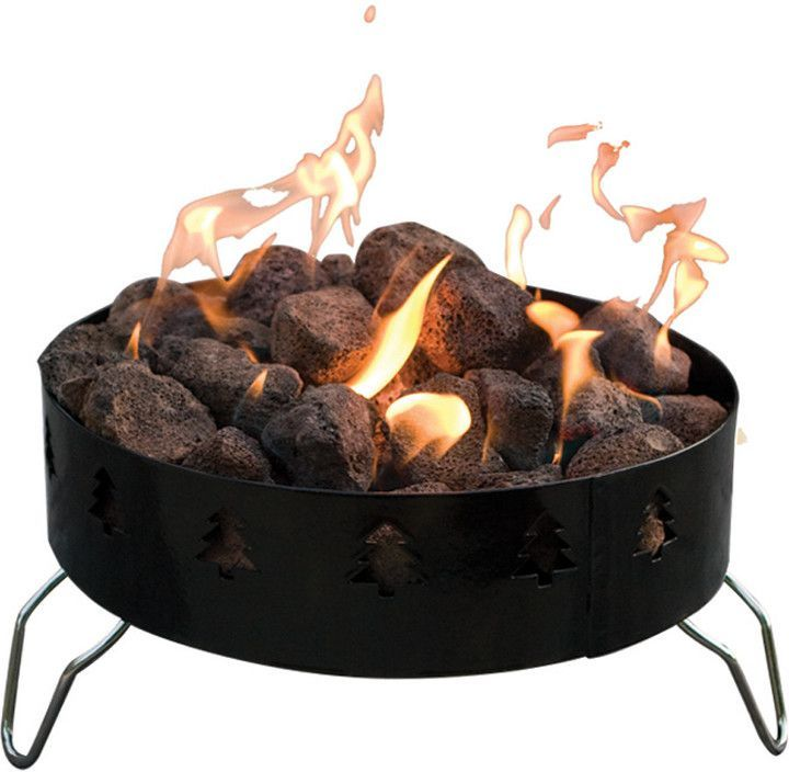 Camp Chef Portable Fire Ring Portable Fire Pits Gas Firepit Fire Ring