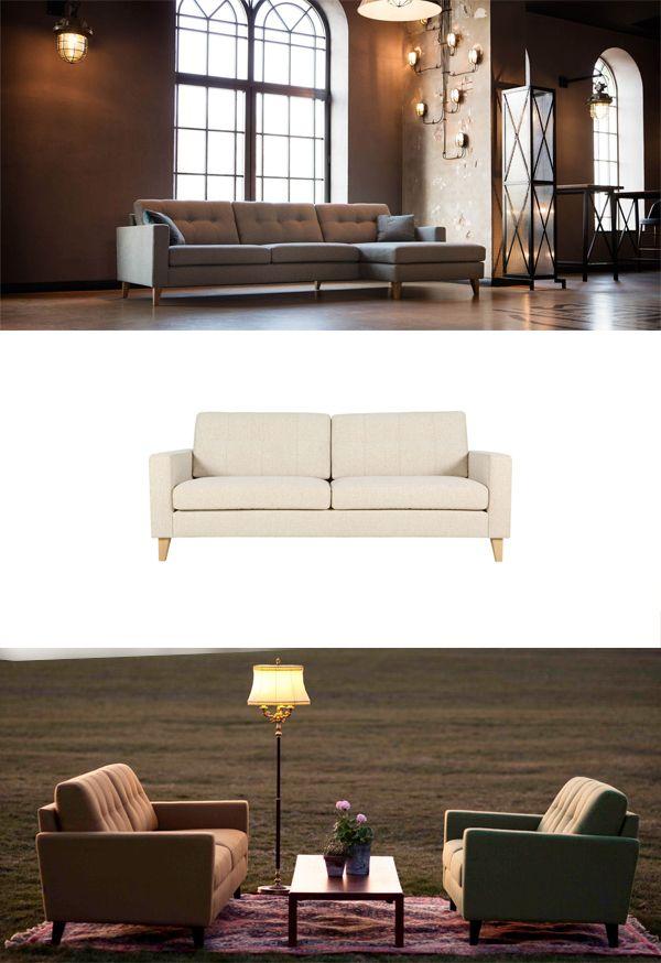 Sofa Giorgio marki Sits to połączenie tradycji, nowoczesności i nutki romantyzmu... Znajdź więcej na: www. euforma.pl       #sofa #sits #giorgio #design #livingroom
